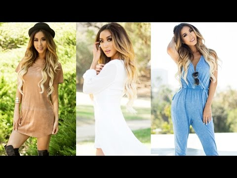 HOTMIAMISTYLES FALL LOOKBOOK  ♡ ArikaSato