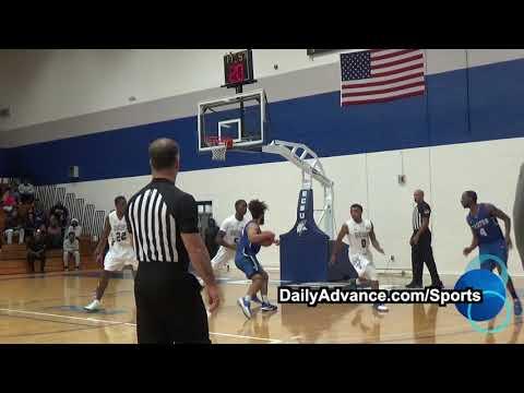 The Daily Advance | 2019 Men's College Basketball | Barton College at ECSU