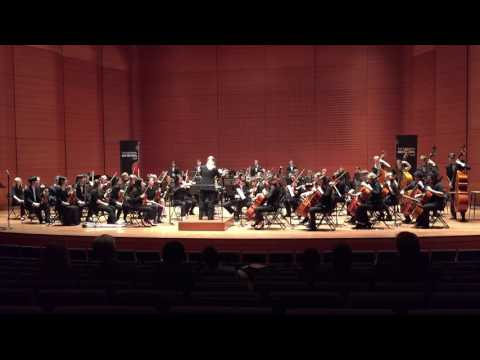 Roosevelt High School (Seattle) at the 2017 National Orchestra Cup