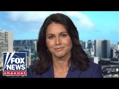Gabbard: N. Korea opportunity not about Trump, but peace