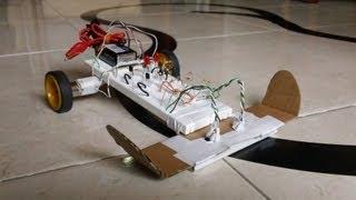 ✅ Robot Seguidor de Linea Negra (Como se hace)