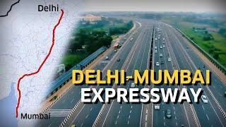 Delhi-Mumbai Expressway will be India's Longest Expressway