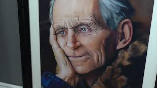 This artist creates breathtakingly realistic paintings: Drawn to 1, Ep 5