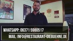 Restaurant Die Bühne - Infos zur Öffnung während der Corona Pandemie