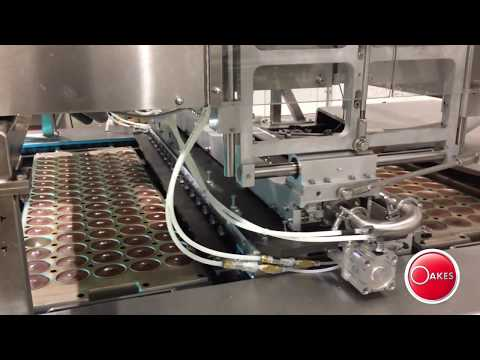 ET OAKES CORP Oven Band Depositor 2016