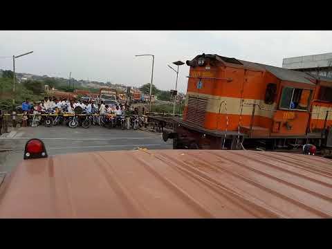Gangakhed to parbani railway