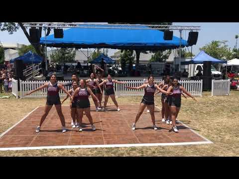 Rosemead High School Varsity Cheer Fourth of July Performance 2019-2020 ????????