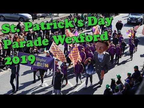 St. Patrick's Day Parade Wexford 2019