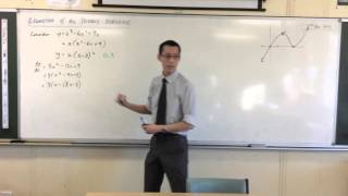 Geometry of the Second Derivative (1 of 4: Reviewing the Derivative)