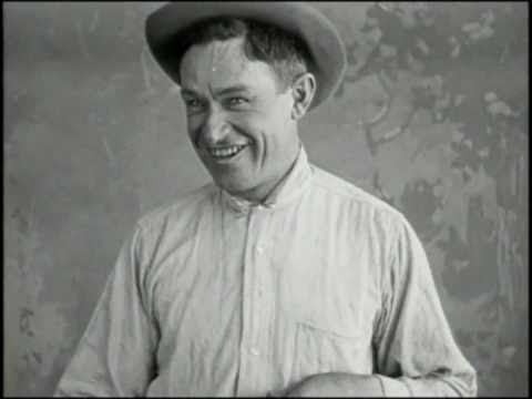 Will Rogers Doing Rope Tricks