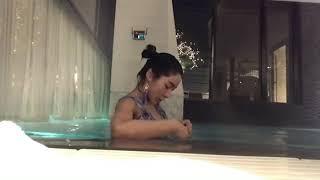 (일상) 인천 파라다이스 호텔 수영장