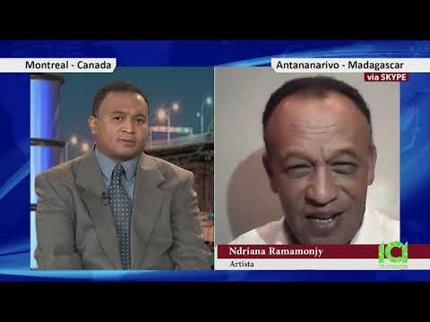 Madagascar Canada Tv: Fandaharana momba ny tarika Ndriana Ramamonjy