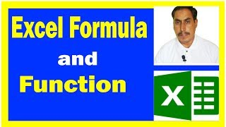 Excel formula and function:Includes 3 very Important Formula b…
