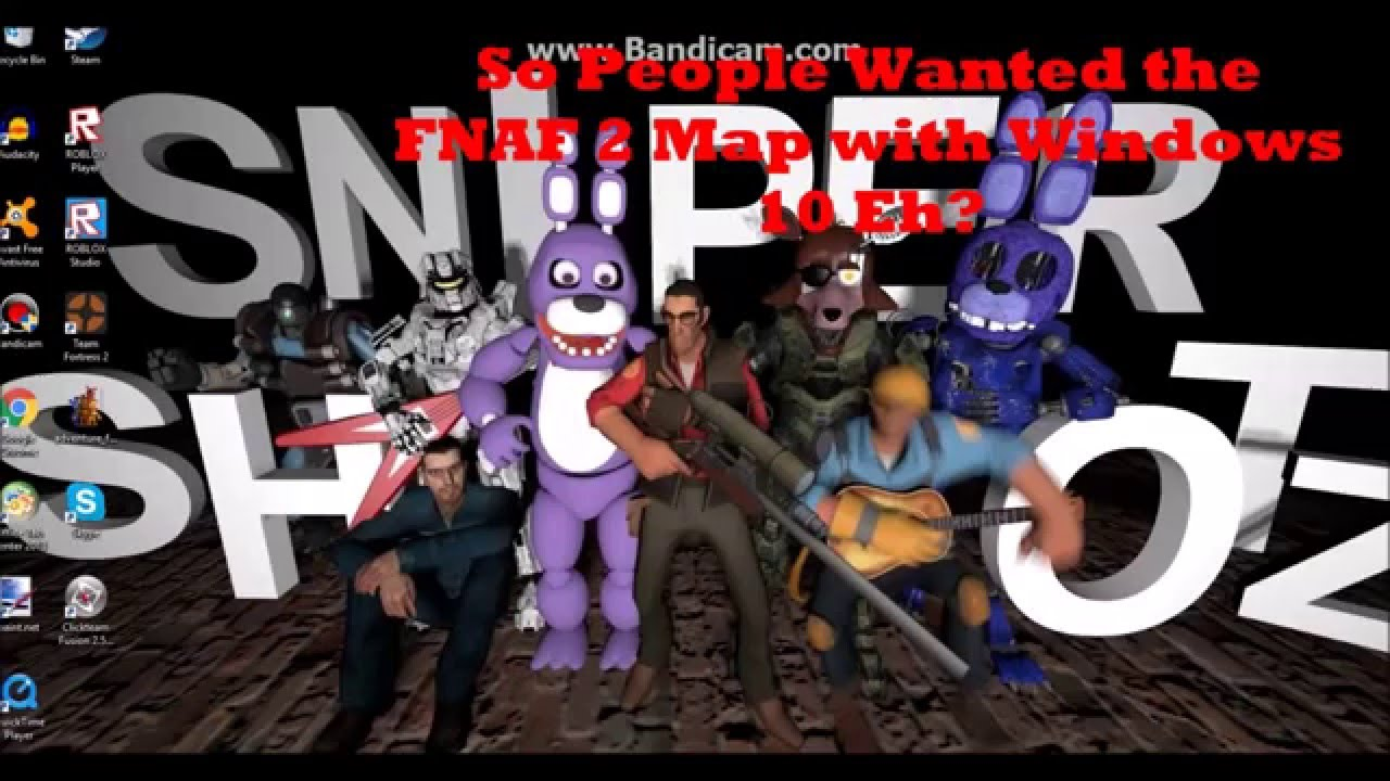 Tutorial How To Get The Gmod Fnaf 2 Map No Events