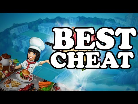 2020 COOKING FEVER GEM CHEATS (IOS/ANDROID)