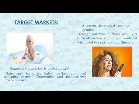 segmentation of shampoo Purpose product segmentation provides a mechanism for a company to distribute the risk of selling a high-cost product across different target markets.