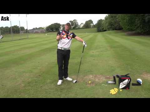 Stop Blocking Your Golf Drives