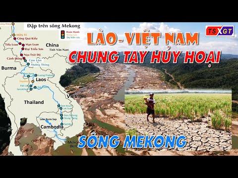 Đầu Tư Thuỷ điện Luang Prabang ở Lào, Việt Nam Chung Tay Huỷ Hoại Sông Mekong?