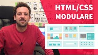 Creare un Sito Html/CSS Modulare #1 - Intro & Menu