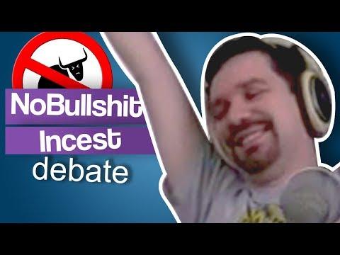 NoBullshit Attempts To Argue Against Incest