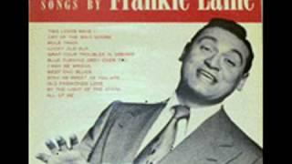 FRANKIE LAINE - WILD GOOSE