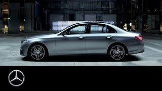 Driven: Feature presentation of the E-Class – Mercedes-Benz original