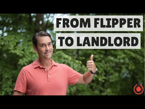 A Flipper Becomes a Buy and Hold Investor