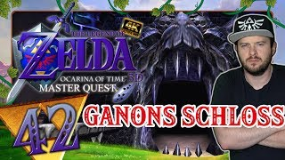Rätseleien in Ganons Schloss 🗡️ THE LEGEND OF ZELDA OCARINA OF TIME 3D MASTER QUEST #42