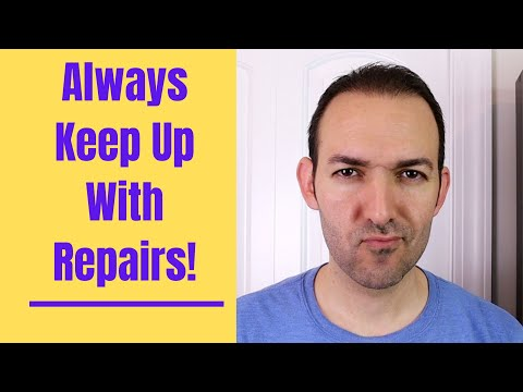 Why It's Important To Keep Up With Maintenance