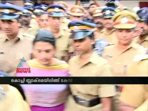 Kochi blackmail case: conflict between culprits: Police doubts it to be a circumvention