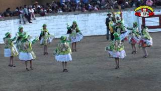 chonguinada virgen de fatima de quilcatacta 2 puesto en carhuamayo 2014