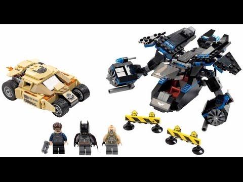 Lego batman juguetes dibujos animados infantiles youtube for Videos de lego batman