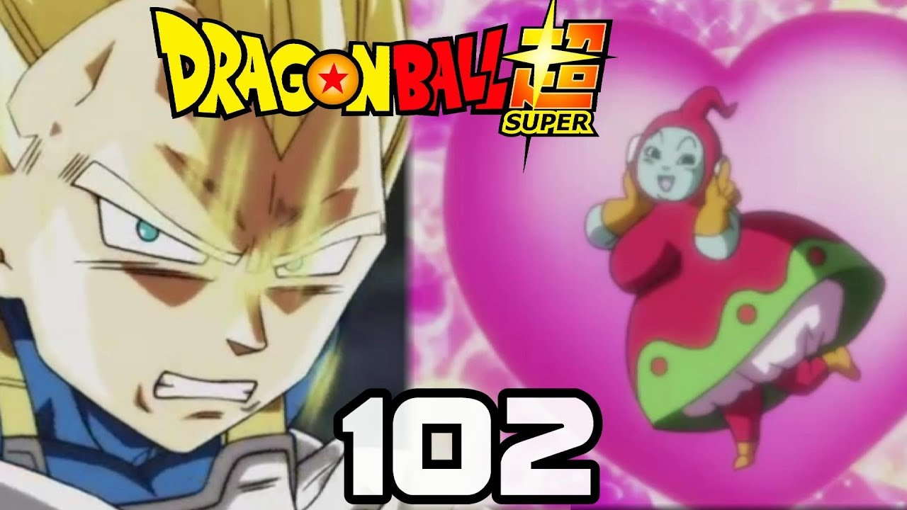 Universe 2 The Power Of Love Dragonball Super Episode 102 Review