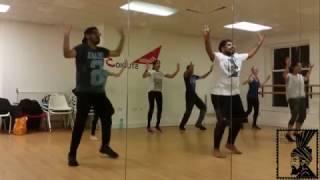 APV Bhangra Class Glasgow - DJ Frenzy Mix - Ed Sheeran, Shape Of You