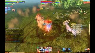 Archeage lvl 36 Doomlord vs lvl 50 Blighter