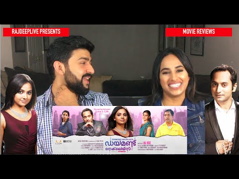 Diamond Necklace Movie Review/Discussion by RajDeep | Fahadh Faasil | We Watched it!!!