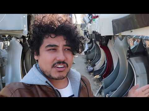 How To Make Money Selling Used Cars Spare Parts ( Korea To Dubai ) ' PART 2 '
