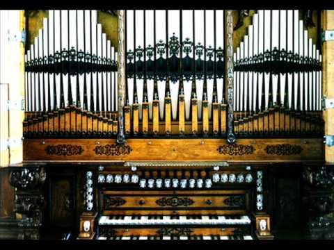 Harald Vogel à l'orgue de Frederiksborg