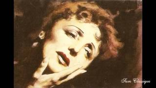 Watch Edith Piaf Faut Pas Quil Se Figure video