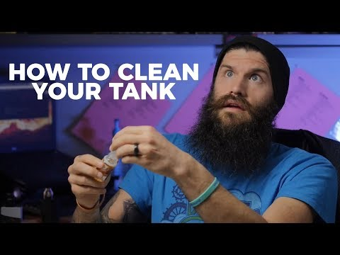 How to Clean Your Vape | Sub-Ohm Tank and RBA Tank