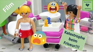 Playmobil Film Deutsch KATASTROPHE BEIM FRISEUR ♡ Playmobil Geschichten mit Familie Miller