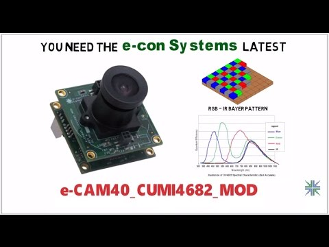 OV4682 RGB IR MIPI camera module | Multi Spectral High frame rate camera,  Streams up to 330 FPS