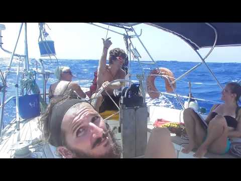 Sailing Into The Wild Ep. 7 Los Roques - Panama Canal