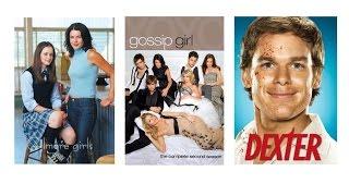 3 сериала: Девочки Гилмор, Сплетница, Декстер