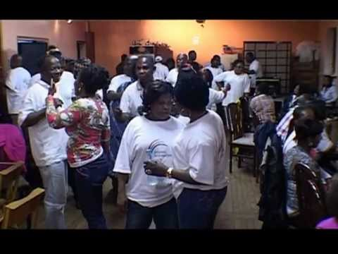 Ghana Dynamic International Club BBQ london June 2012 part 4