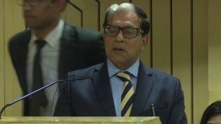 Guest lecture by Justice A.K.Sikri