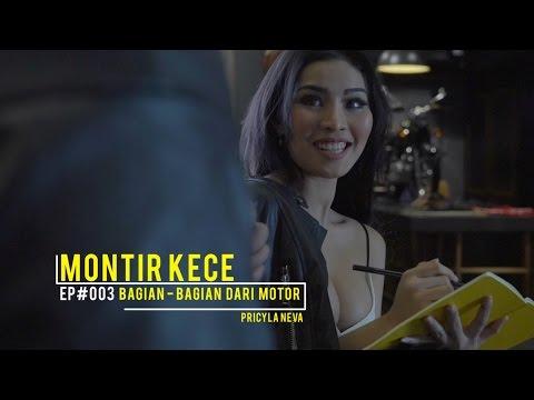 Bagian BODY Penting + Seksi dari Cyla, eh Motor | MONTIR KECE Ep. 03 | Pricyla NEVA + MotoMobi TV
