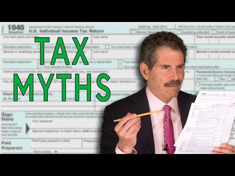 Stossel: Tax Myths
