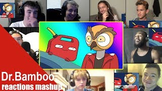 Vanoss Gaming Animated: Sneaky Gas Can! REACTIONS MASHUP