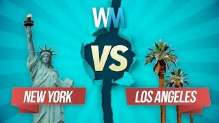 New York vs. Los Angeles: Which City Is Best?